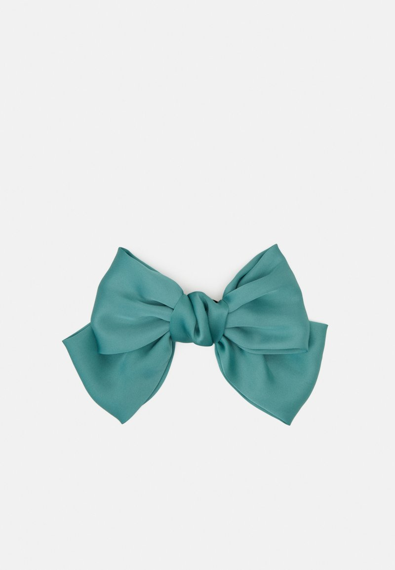 Pieces - PCCUTIE OVERSIZED BOW  - Hair styling accessory - pastel green