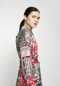 Vila - VIJOSE BLUME DRESS - Shirt dress - pine grove - 3