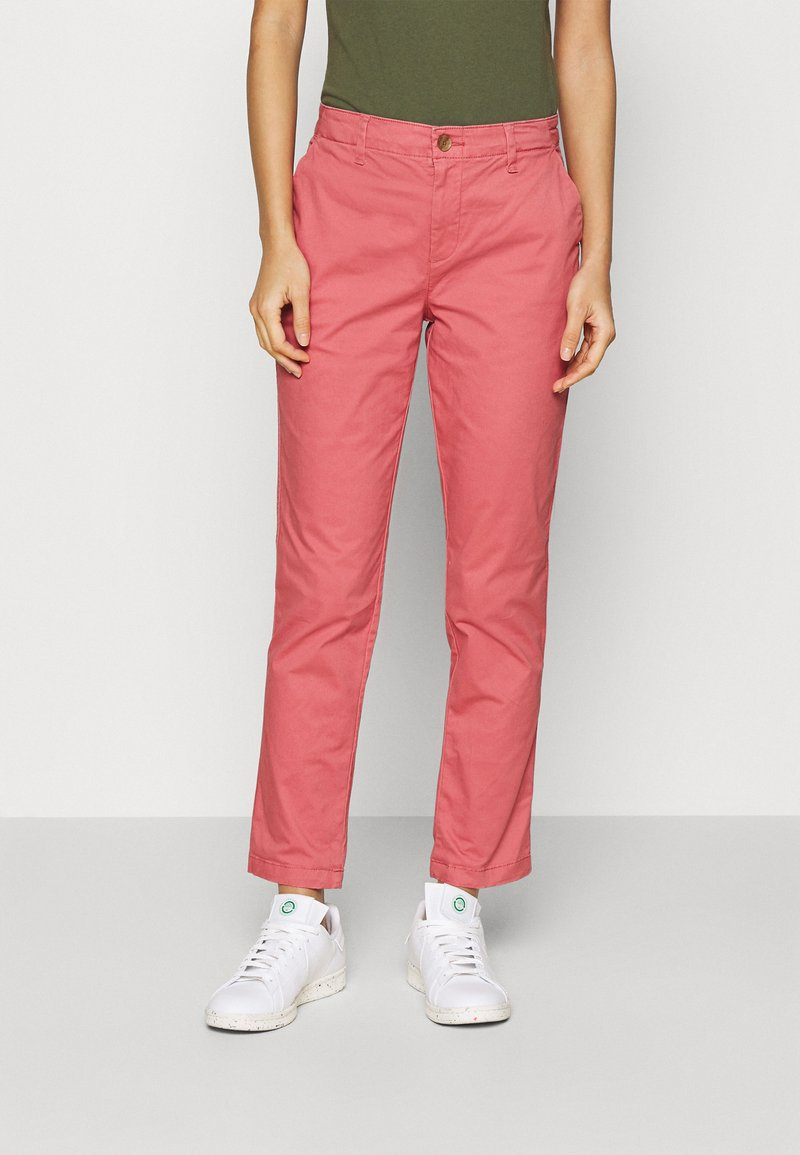 GAP - GIRLFRIEND - Trousers - pink city