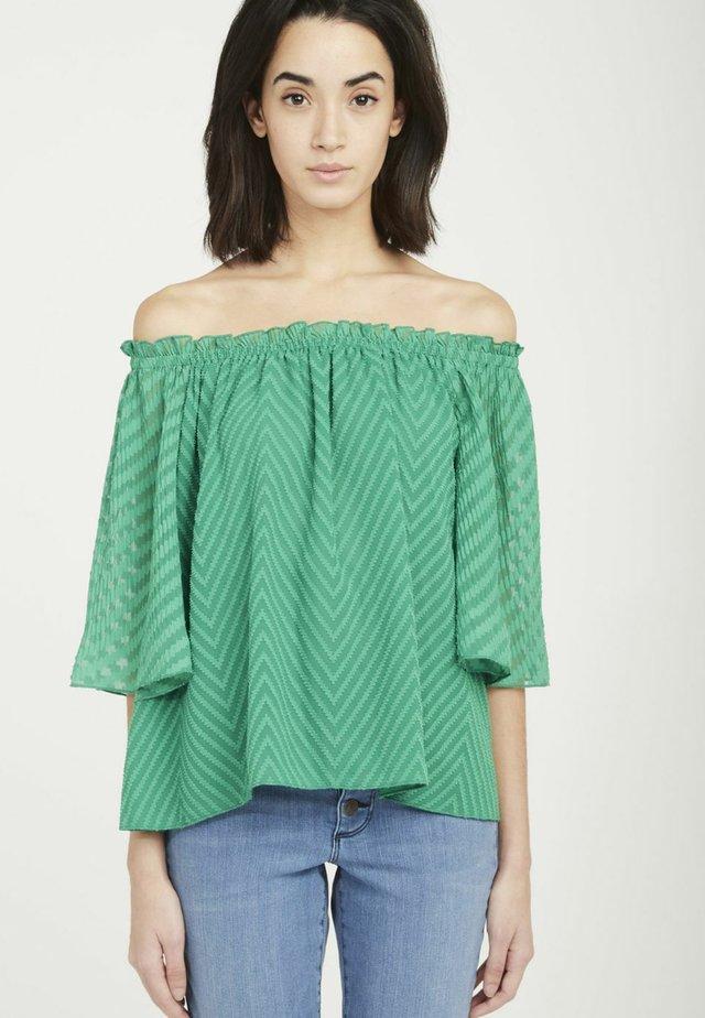 Bluser - green