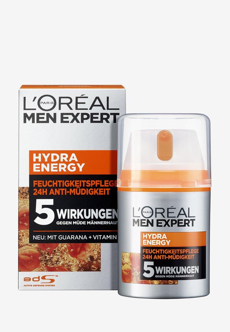 L'Oréal Men Expert - HYDRA ENERGY 24H CARE - Face cream - -