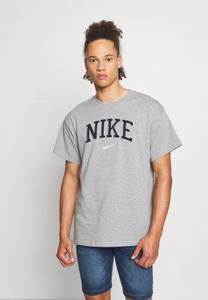 RETRO TEE - T-shirt imprimé - grey heather
