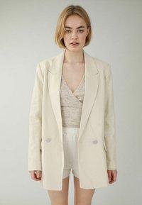 Pimkie - Short coat - beige - 0