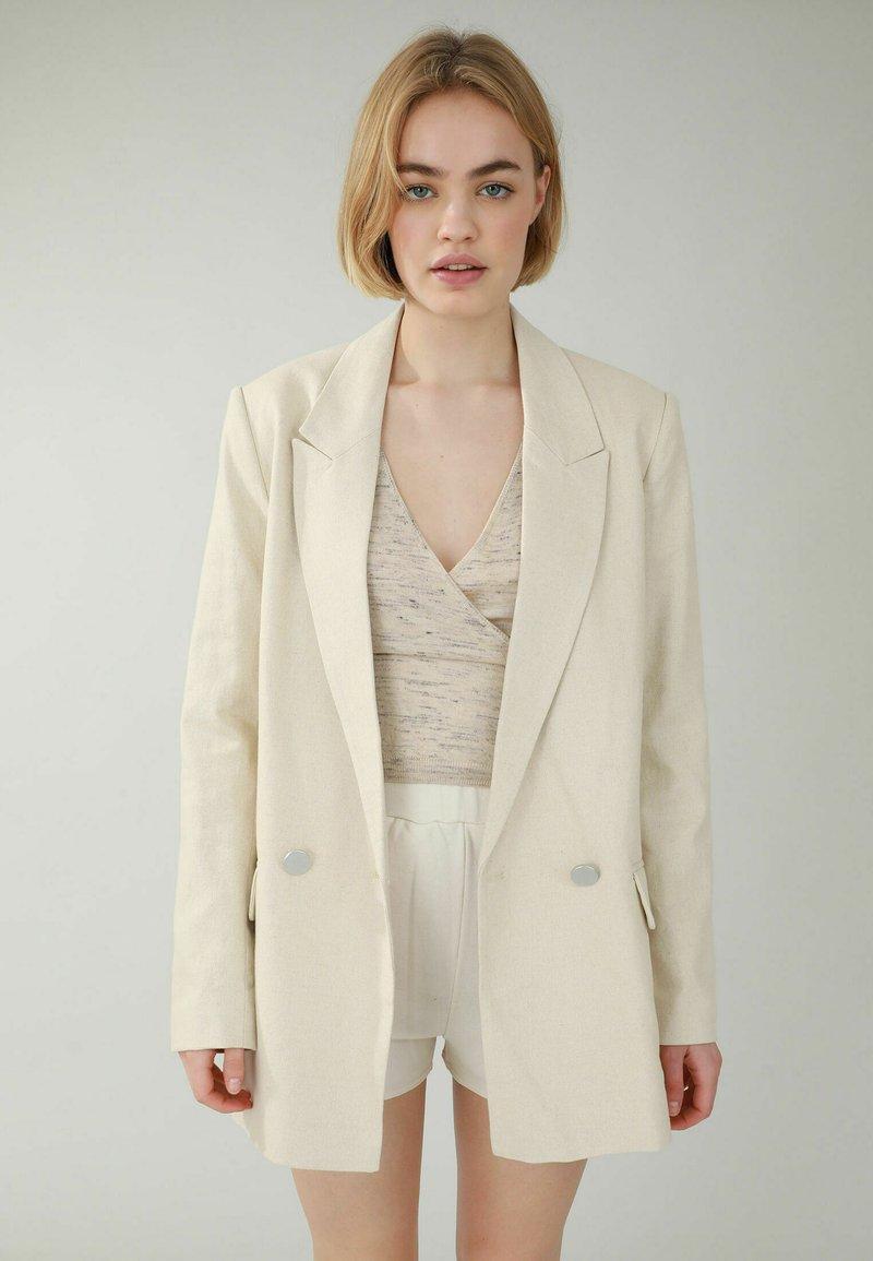 Pimkie - Short coat - beige
