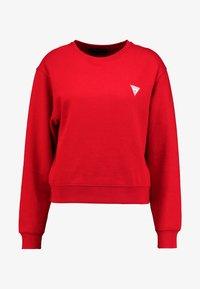 Guess - REGULAR FIT - Sweatshirt - red hot - 3