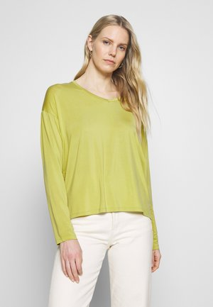 SONGI  - Long sleeved top - green leaf