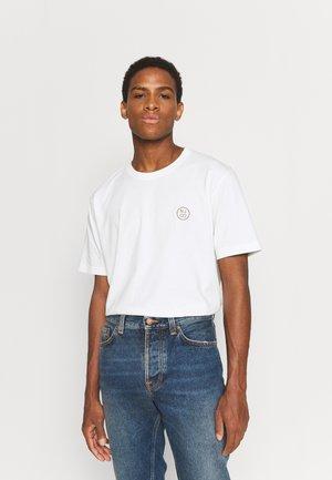 UNO - T-shirt basic - chalk white