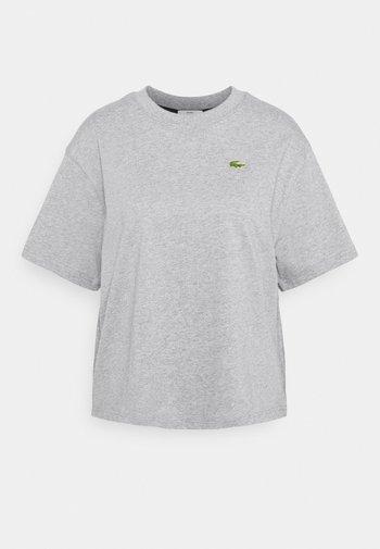 Basic T-shirt - heather wall chine
