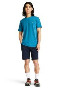 Timberland - Basic T-shirt - lyons blue - 1