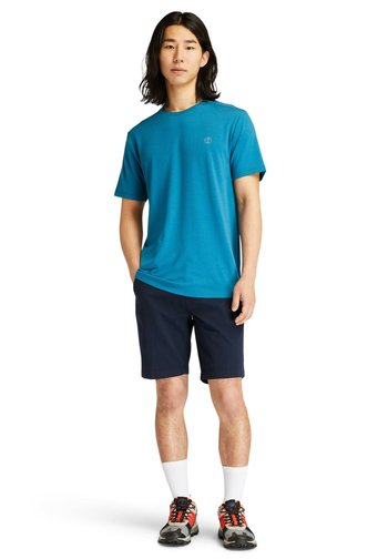 Basic T-shirt - lyons blue