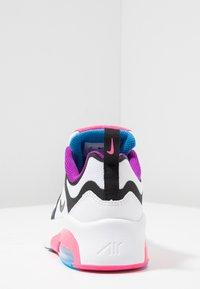 Nike Sportswear - Sneakers basse - white/black/hyper pink/photo blue - 3