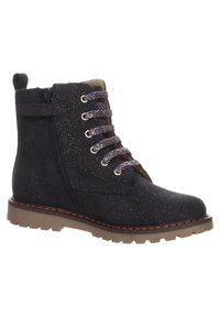 minimonster - Lace-up ankle boots - blau - 6