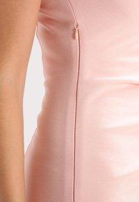 Kaffe - INDIA V NECK DRESS - Shift dress - evening rose - 4