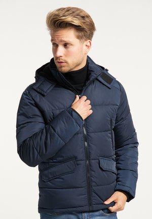 Winter jacket - deep capri