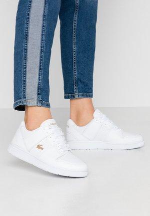 THRILL  - Sneakersy niskie - white