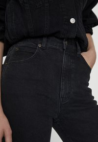 PULL&BEAR - Slim fit jeans - black - 4
