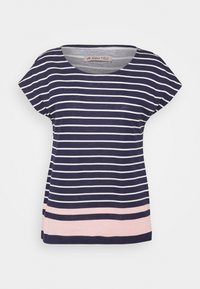 Anna Field - Print T-shirt - dark blue - 0
