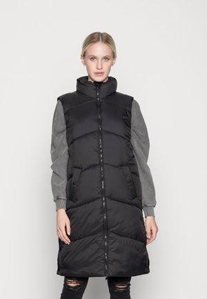 VMUPPSALA 3-4 WAISTCOAT NOOS - Waistcoat - black