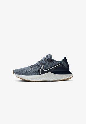 RENEW RUN - Neutral running shoes - ozone blue/obsidian/gum medium brown/photon dust