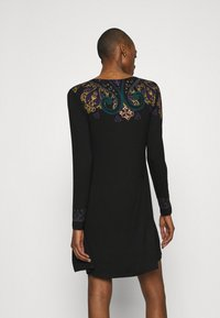 Desigual - WASHINTONG - Robe d'été - black - 2