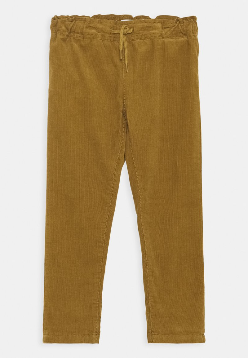 Name it - NMMBABU CORDCETONS PANT - Trousers - medal bronze