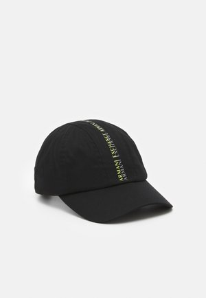BASEBALL CENTRAL PRINT   - Cap - black