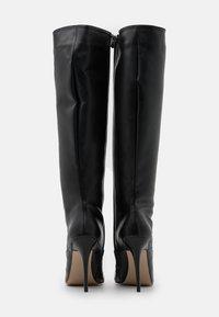 Trendyol - Boots med høye hæler - black - 3