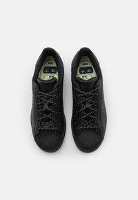 adidas Originals - PHARRELL WILLIAMS SUPERSTAR - Zapatillas - core black - 1