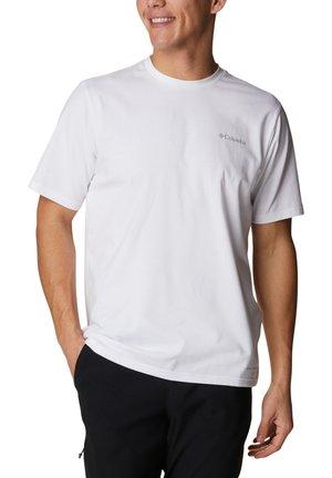 Men's Sun Trek™ Short Sleeve Tee - Basic T-shirt - white
