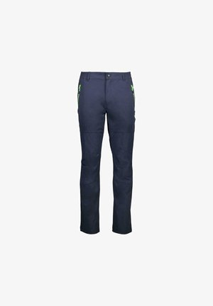 Outdoor trousers - black blue
