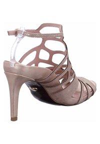 Tamaris - High heeled sandals - gold - 5