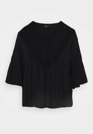MAGGIE CROCHET - Blouse - black