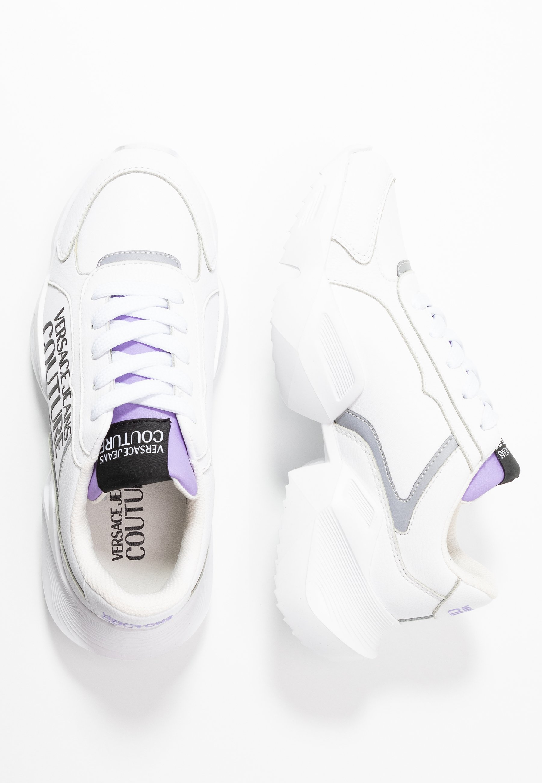 Versace Jeans Couture Sneakers - Bianco Ottico