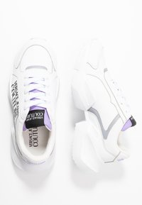 Versace Jeans Couture - Tenisky - bianco ottico - 3