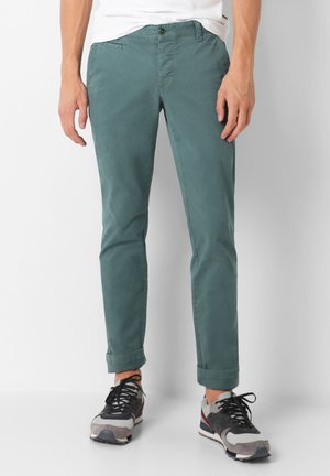 BASIC  - Pantalon classique - green