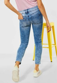 Street One - Slim fit jeans - blau - 2