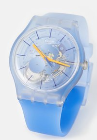 Swatch - ALL THAT BLUES - Hodinky - blue - 4