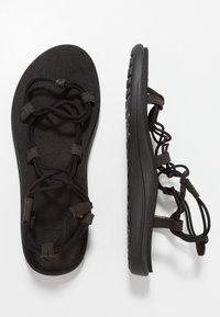 Teva - VOYA INFINITY - Walking sandals - black - 1