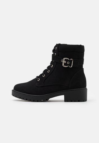 MONA LACE UP BOOT