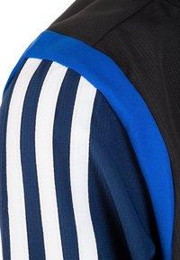 adidas Performance - TIRO 19 PRESENTATION TRACK TOP - Træningsjakker - dark blue/black/white - 3