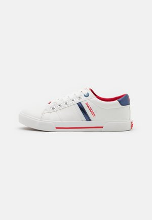 Sneakersy niskie - weiß/multicolor