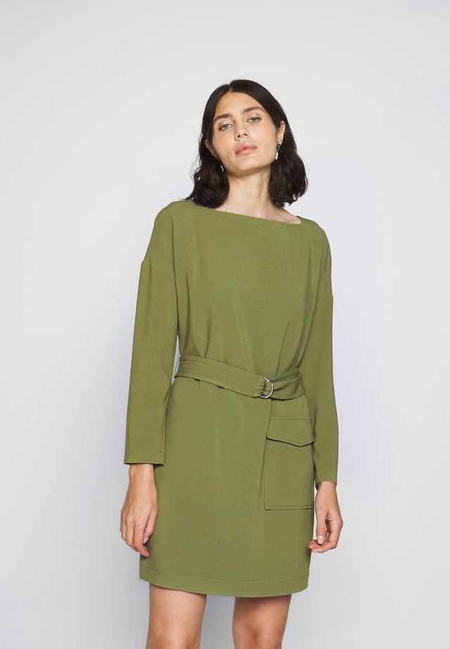 DRESS - Kotelomekko - khaki
