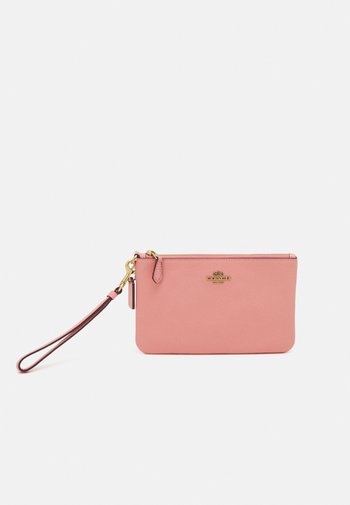 POLISHED SMALL WRISTLET - Clutch - candy pink