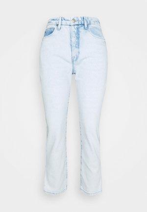 GOOD CLASSIC SIDE SLIT - Flared Jeans - blue