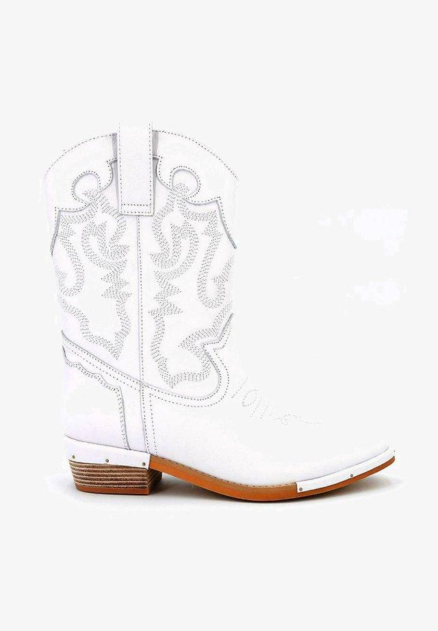 Botas - white