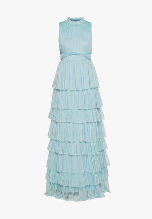 SLEEVELESS TIERED DRESS - Vestido de fiesta - cornflower blue