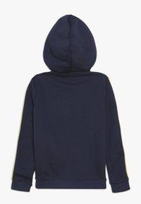 Guess - JUNIOR HOODED ACTIVE ZIP - Bluza rozpinana - deck blue - 1