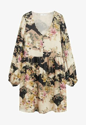 MULAN - Sukienka koszulowa - cremeweiß