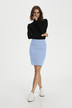 PENNY  - Pencil skirt - quiet habor