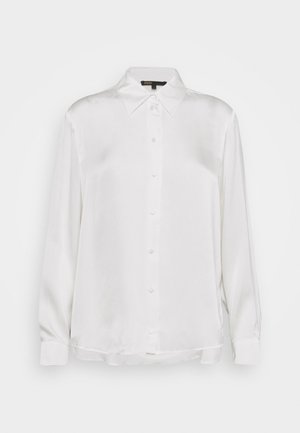 CECILY - Button-down blouse - blanc